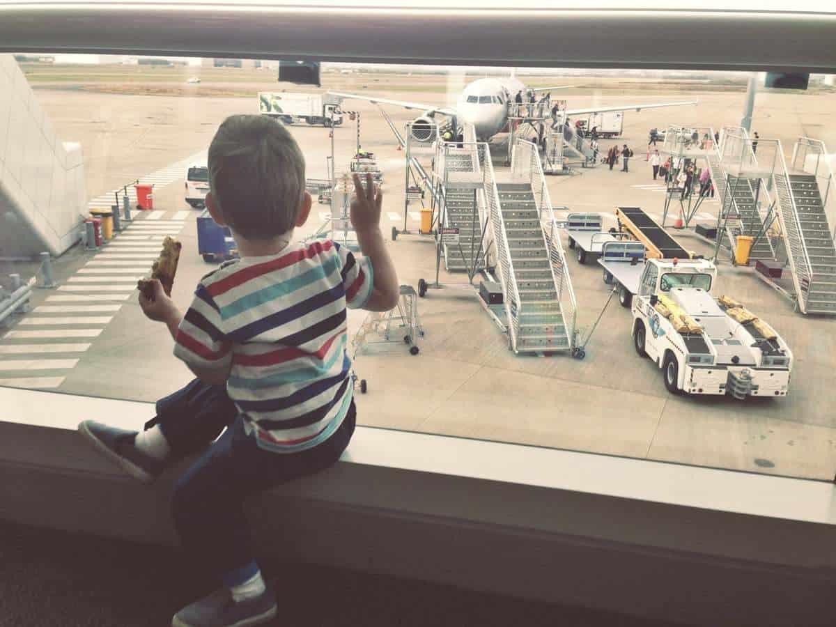 My little traveller