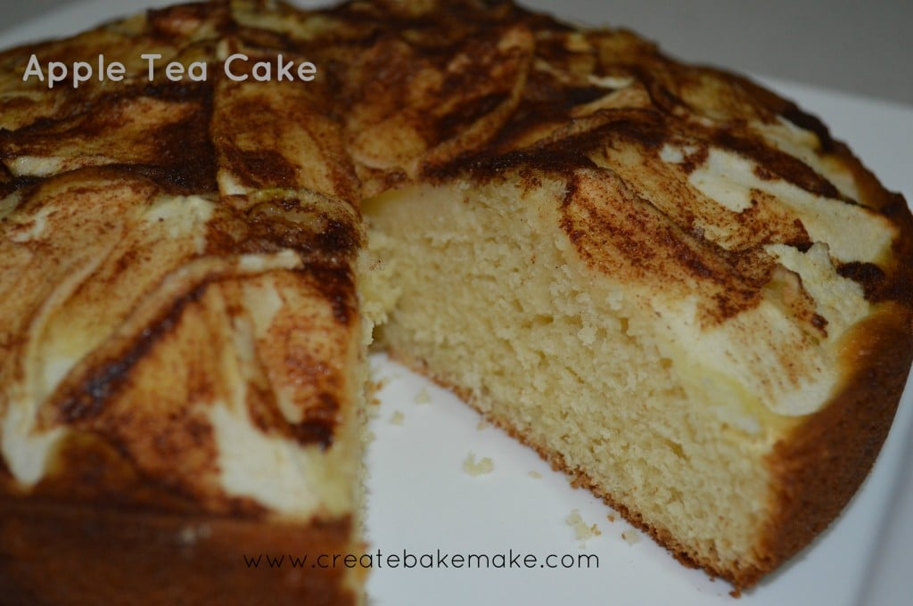 Apple Tea Cakes Recipe — Dishmaps