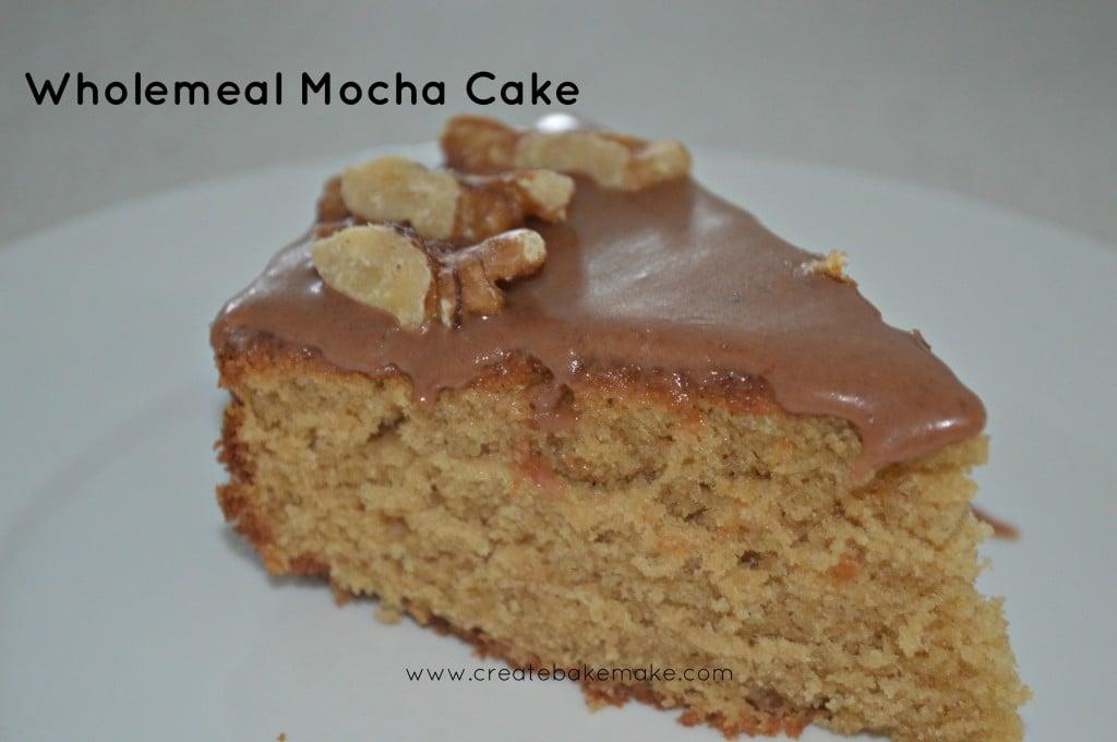 How To Make A Mocha Cake Icing