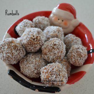 rumball recipe