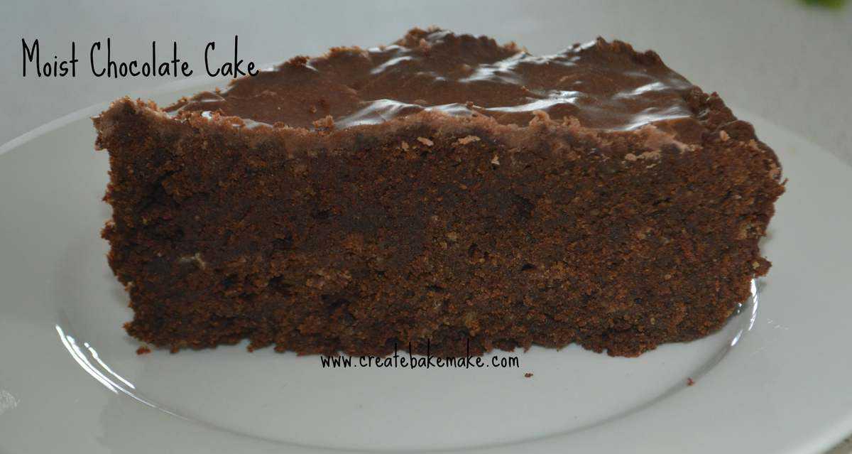 Donna hay s chocolate cake