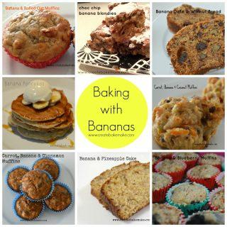 Baking With Banana Recipes