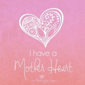 Mothers Heart Carly Marie Po