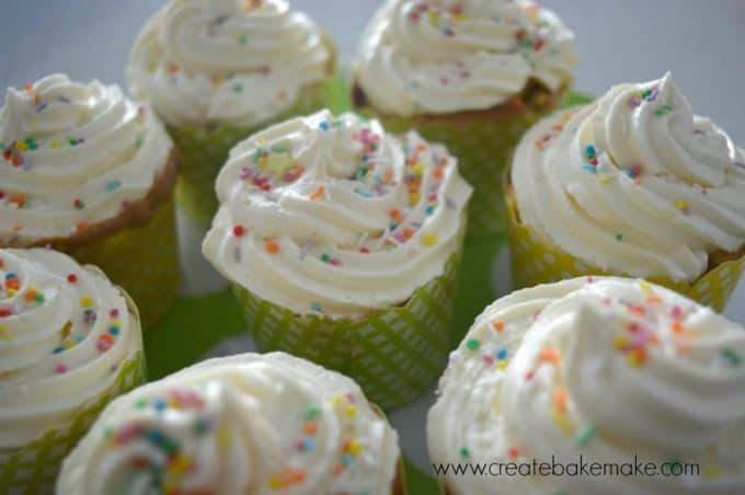 M&M Cupcakes pic