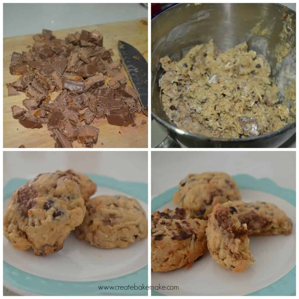 Mars Bar Cookie Recipe