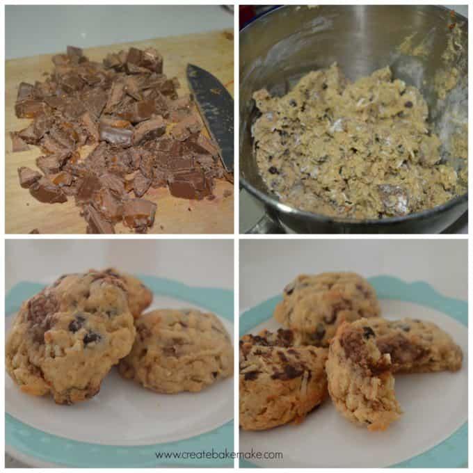 Mars Bar Cookie Recipe