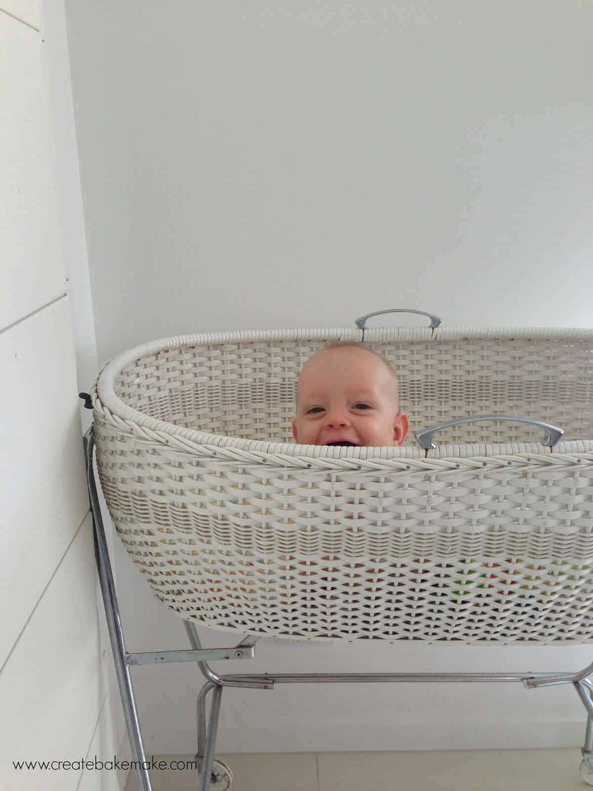 Our Bassinet