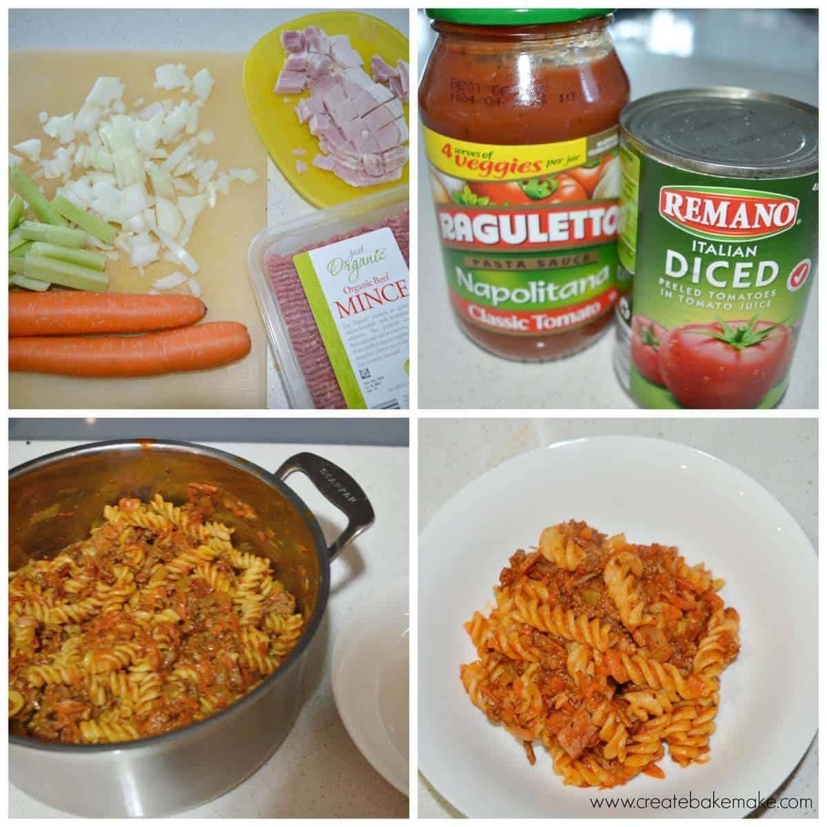 how to make basic pasta sauce