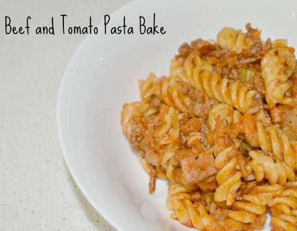 Beef and Tomato Pasta Sauce- Back to Basics