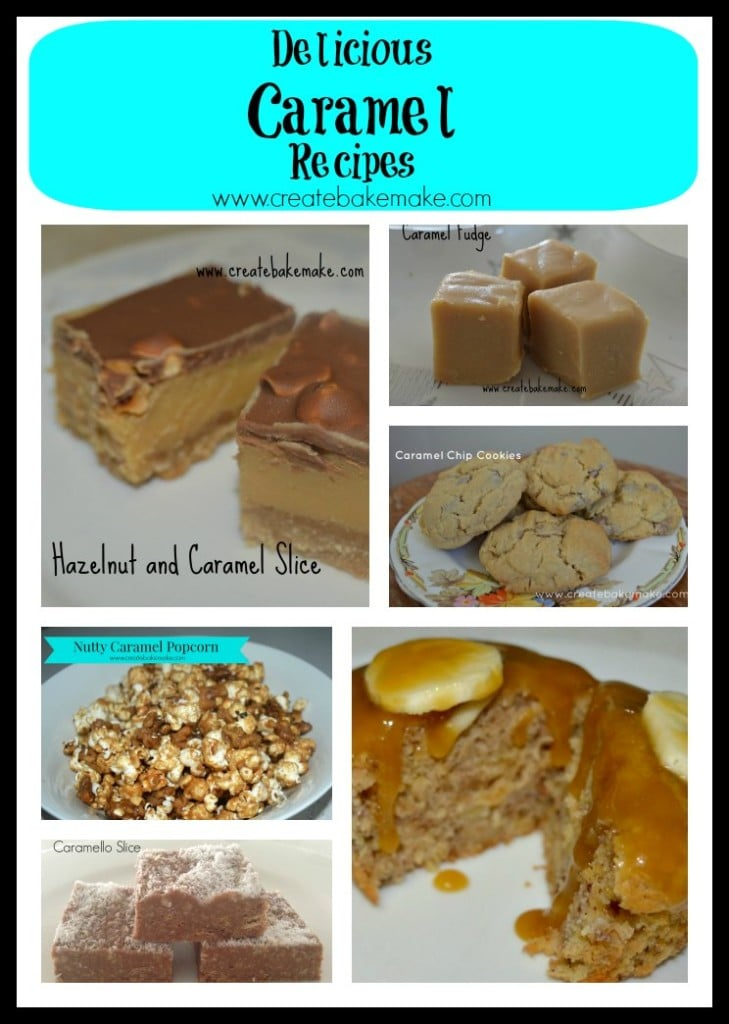 Caramel Recipes