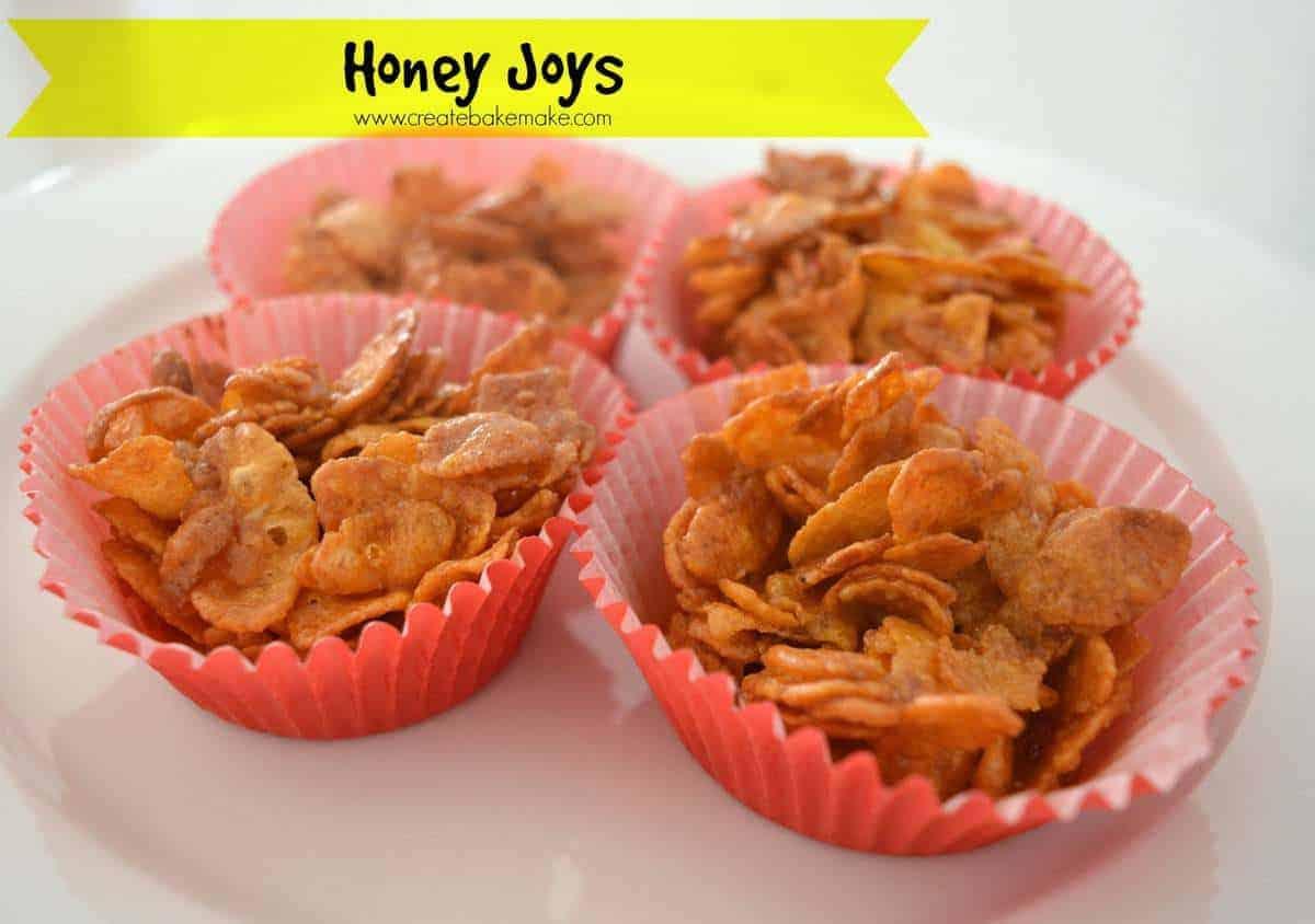 Easy Party Food – Honey Joys