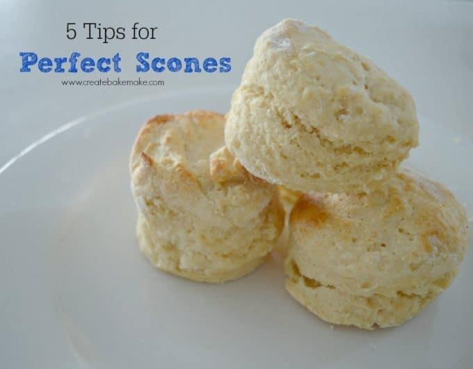 Make the perfect Scone