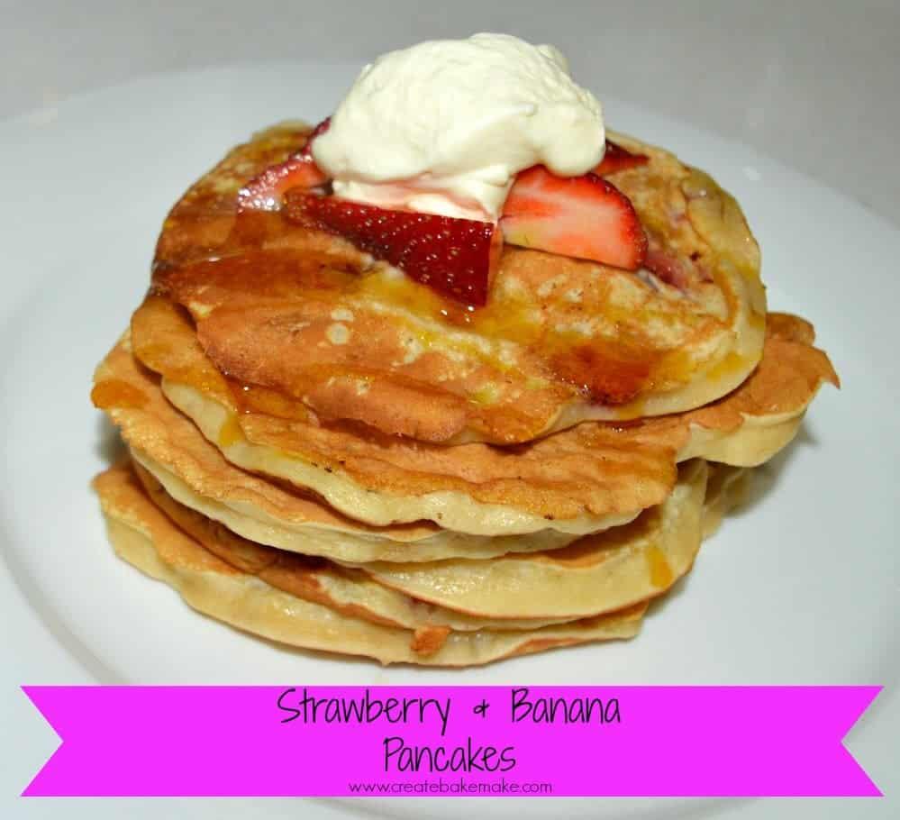 Flourless Strawberry Oatmeal Banana Bread