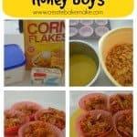 Honey Joys Easy Party Food