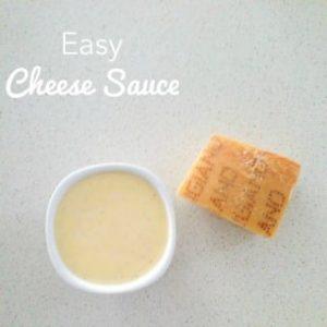 Cheese Sauce Recipe