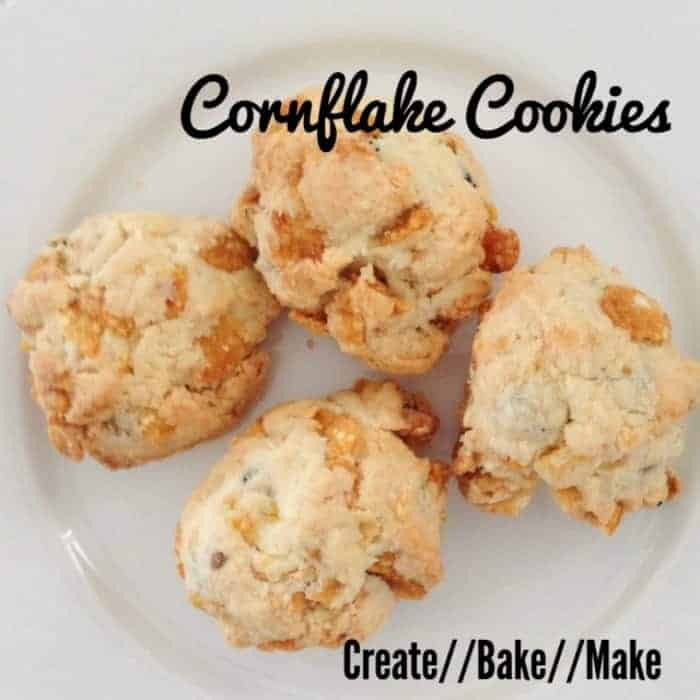 Cornflake Cookies Feature