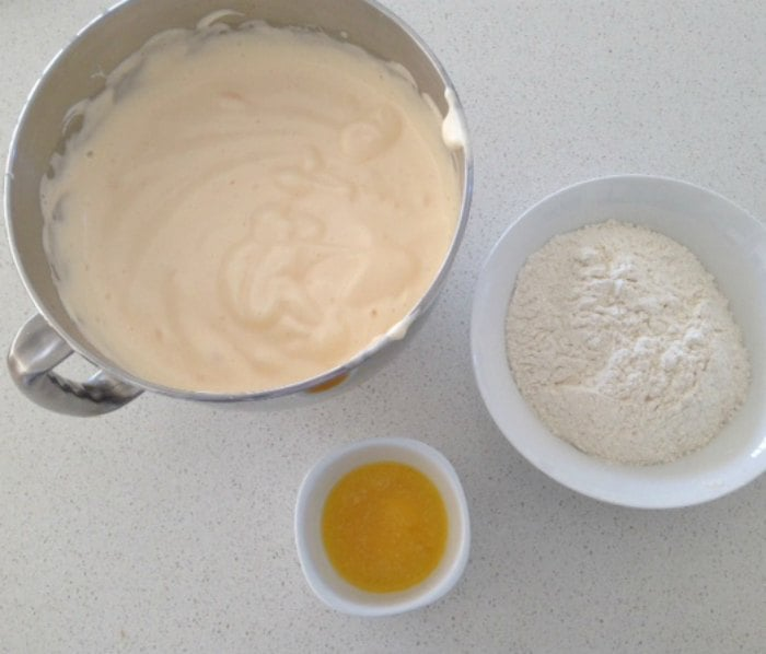 Jam and Cream Sponge 4