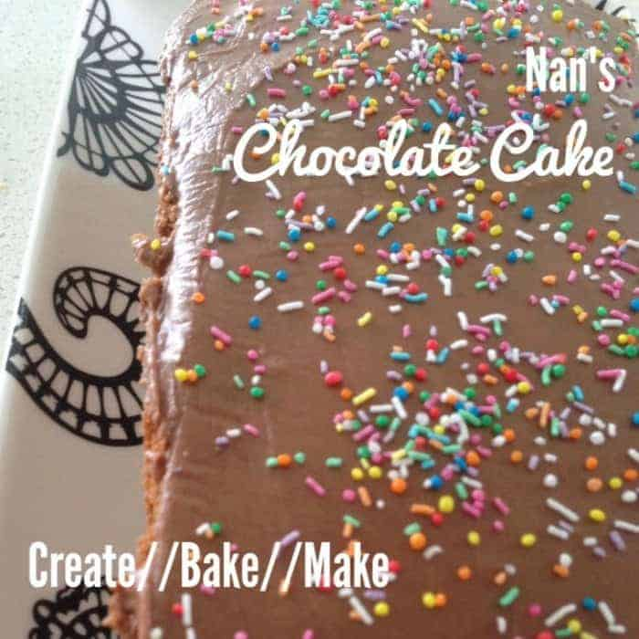 Nans Choc Cake Feature Pic