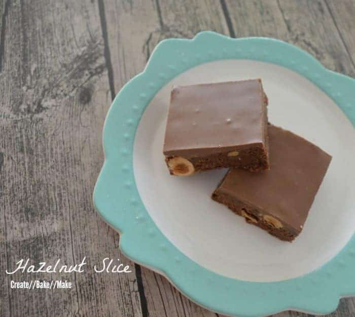 Hazelnut Slice Feature