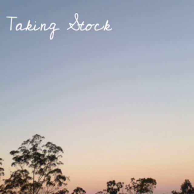 Taking Stock – September
