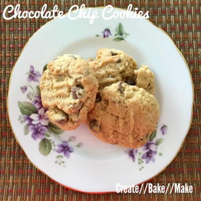 Chocolate Chip Cookie Feature