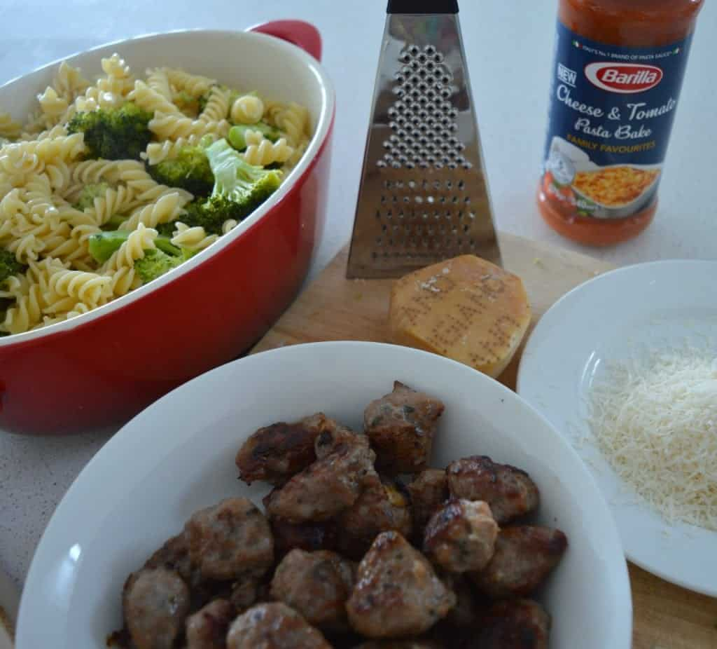 Chicken and Broccoli Pasta 2