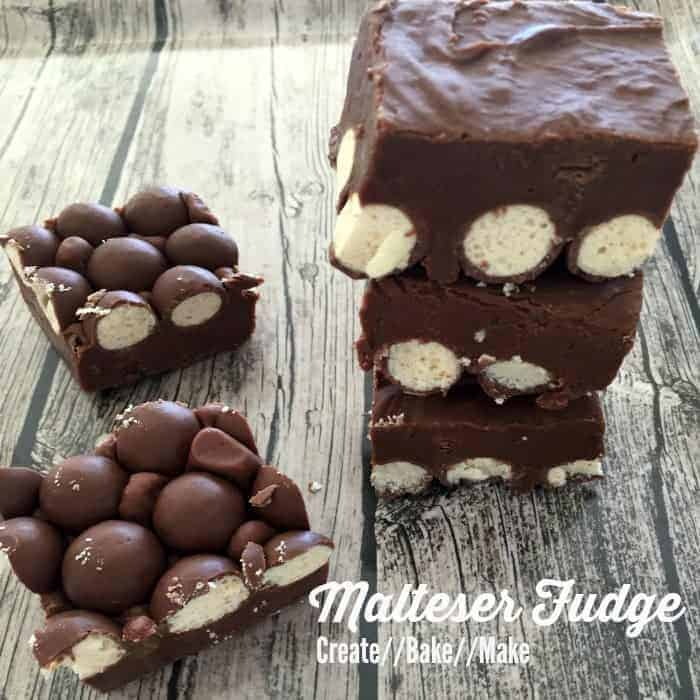 Malteser Fudge Feature