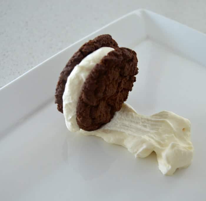 Christmas Chocolate Ripple Cake 1