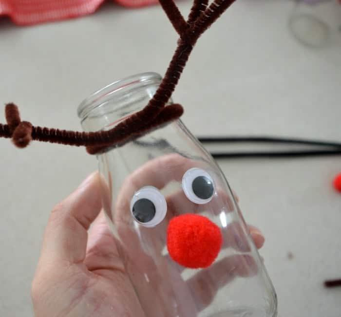 Christmas Reindeer Bottles 1