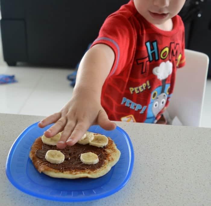 Easy Pancakes 2