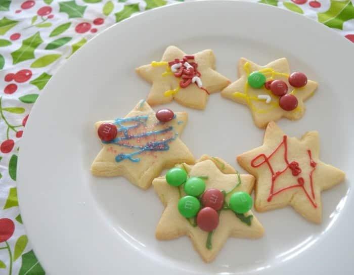 Vanilla Cookies 11