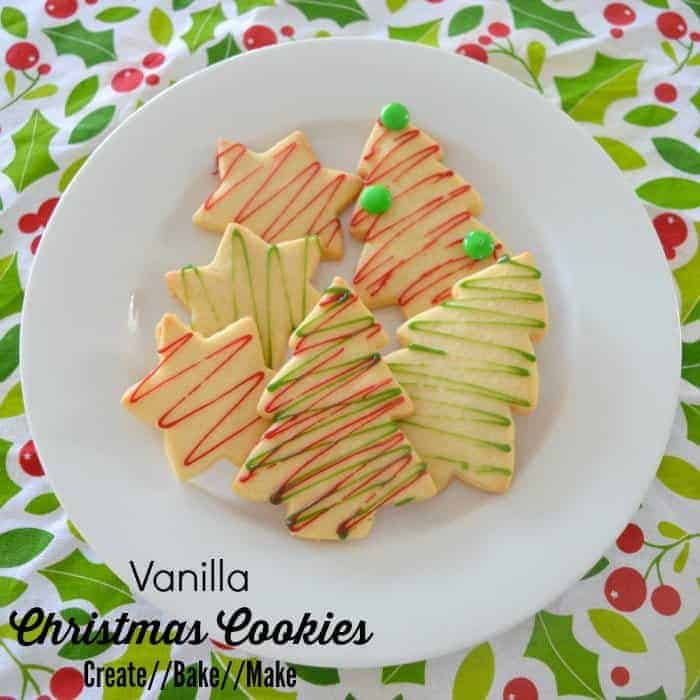 Vanilla Cookies Feature