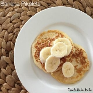 Banana Pikelets – Fabulous Foodie Fridays #38