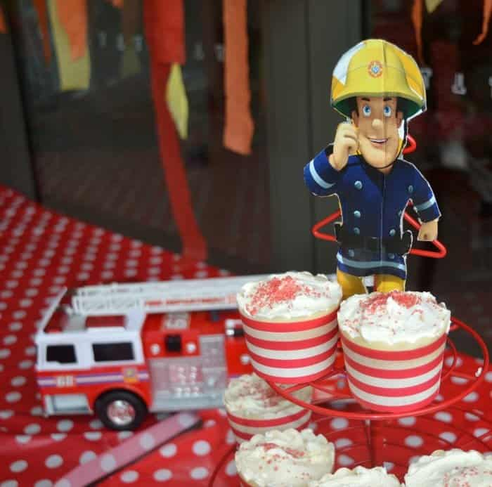 Fire Fighter Party 5