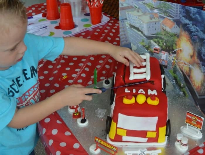 Fire Fighter Party 9