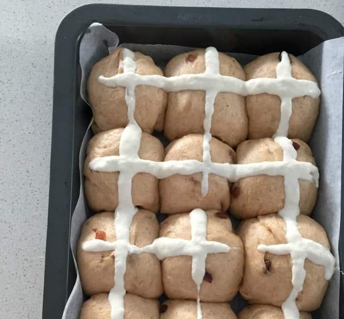 Hot Cross Buns 3
