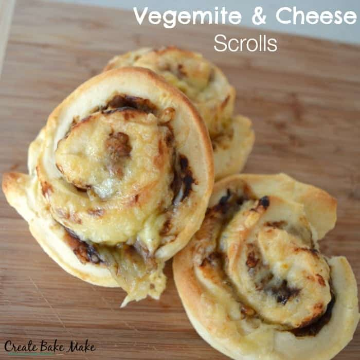 Vegemite and Cheese Scrolls 1