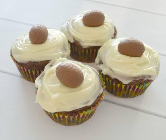 Cadbury Creme Muffins 2