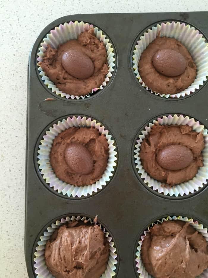 Cadbury Creme Muffins 4