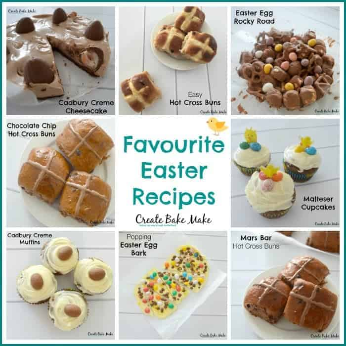 Favourite Easter Recipes
