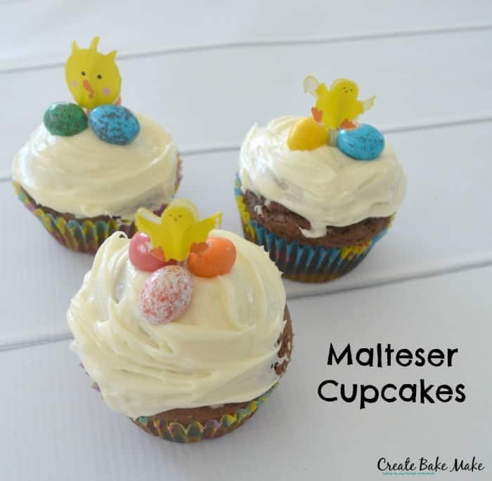 Malteser Cupcakes 5