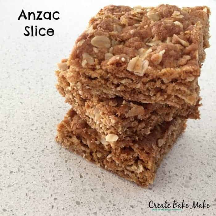 how to make real anzac biscuits