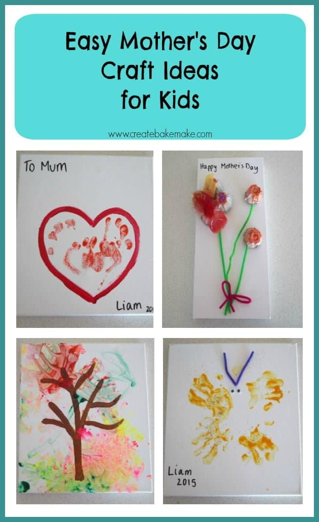 mother 39 s day craft for toddlers