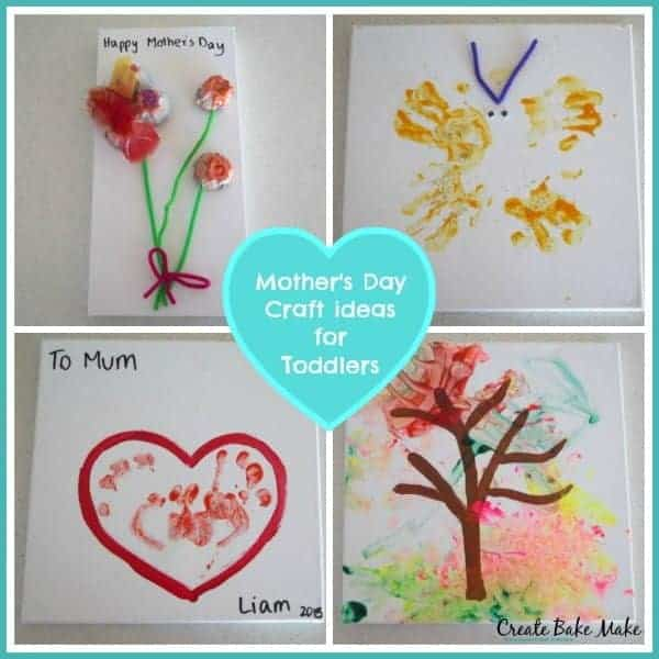 Mothers Day Craft ideas for Toddlers