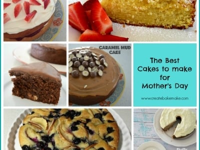 Cakes for Mother's Day
