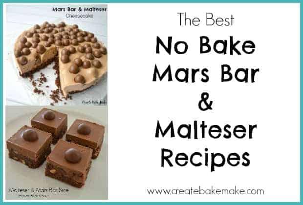 how to make mars bar slice youtube