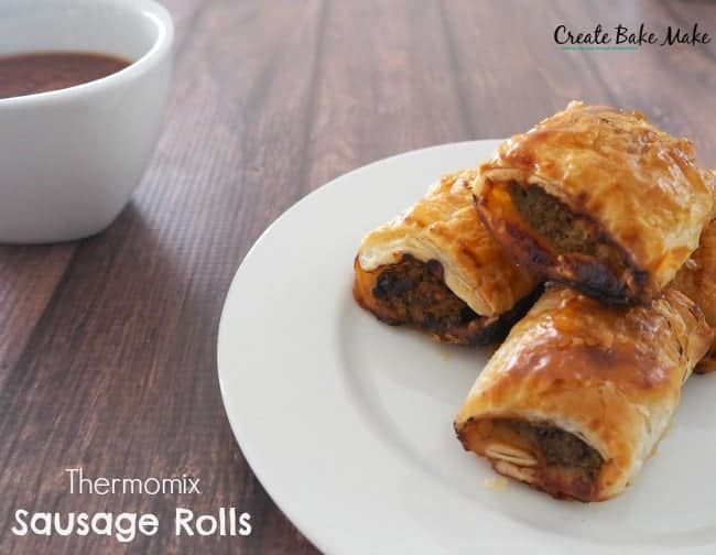 Easy Thermomix Sausage Roll Recipe