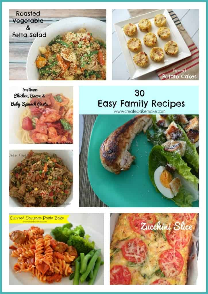 Family Recipe Ideas