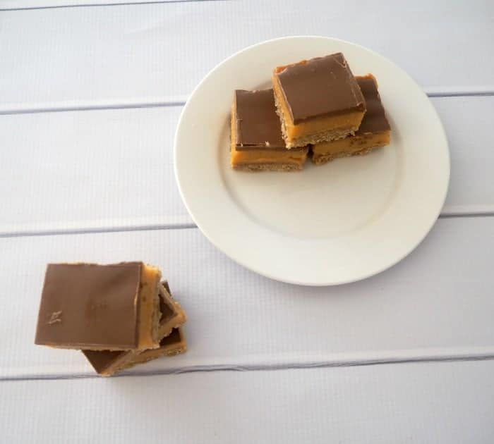 Easy Caramel Slice Recipe