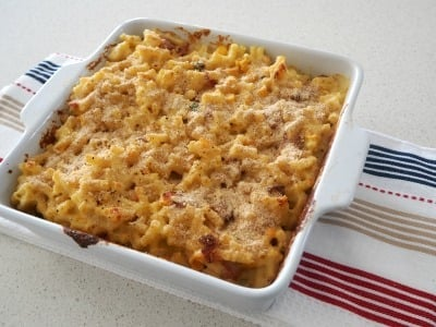 Easy Mac and Cheese Recipe